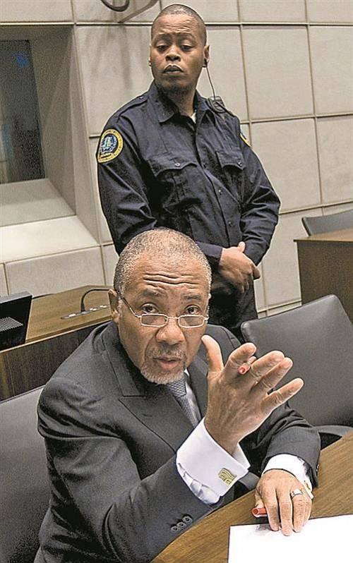 Taylor wurde wegen Kriegsverbrechen verurteilt. Foto: AP