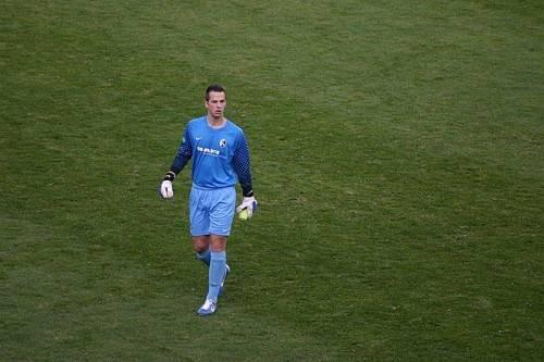 Torhüter Lucas Bundschuh ist für die U-17-WM nominiert. Foto: privt