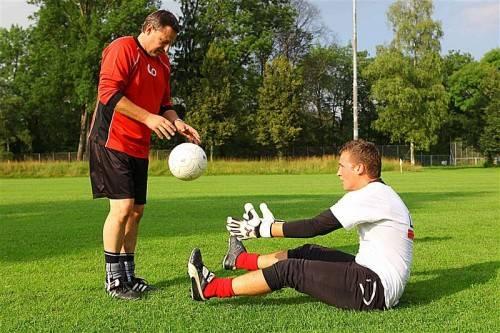 Tormanntrainer Erwin Wawra (Bild) schlüpft beim FC Mohren Dornbirn schon zum dritten Mal in die Rolle des Cheftrainers. Foto: Hofmeister