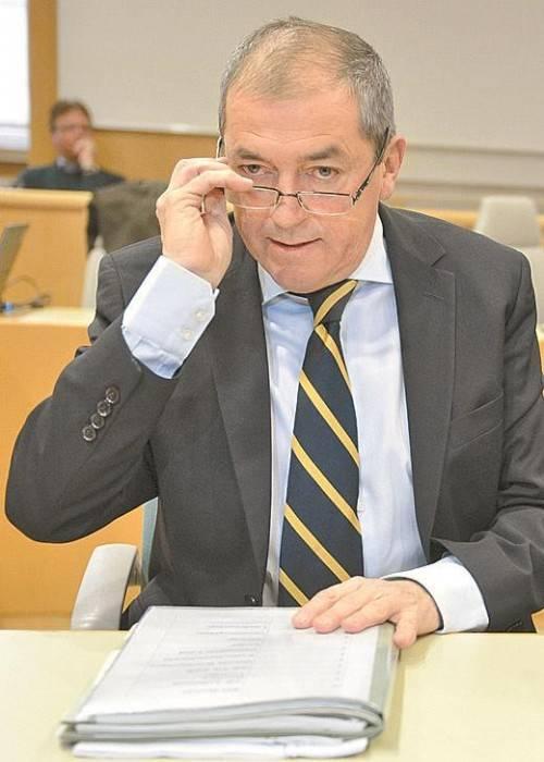 Unter Druck: Salzburgs SPÖ-Bürgermeister Schaden. Foto: APA
