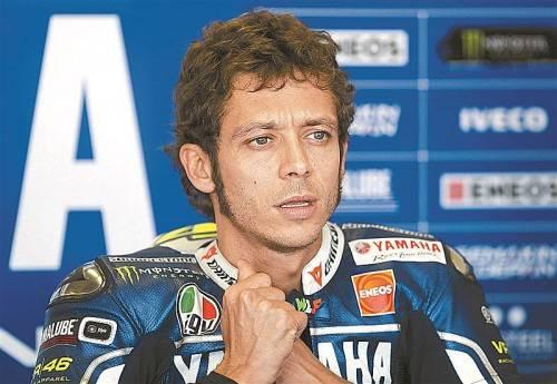 Valentino Rossi macht sich selbstständig. Foto: Reuters