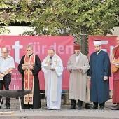 Ein Gebet für den Frieden