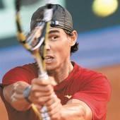 Keine Pause für den müden Rafael Nadal