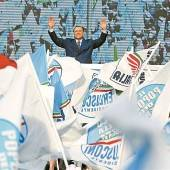 Berlusconi sorgt für neue Krise