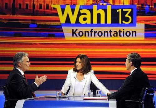 Wo bleiben die Versprechen, die während der TV-Konfrontationen gegeben werden, nach der Wahl? Foto: APA