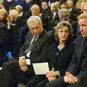 Bewegende Trauerfeier für Marcel Reich-Ranicki