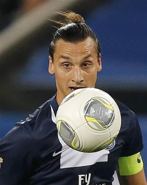 Zlatan Ibrahimovic hat verbal heftig ausgeteilt. Foto: Reuters