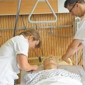 Spitäler zieren sich bei der Pflegelehre