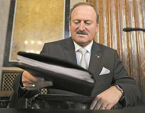 Zur Universaldienstverordnung wurde Gorbach vor eineinhalb Jahren bereits im Korruptions-U-Ausschuss befragt. Foto: APA