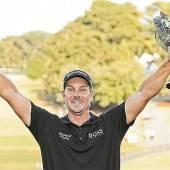Henrik Stenson holte sich den Golf-Jackpot ab