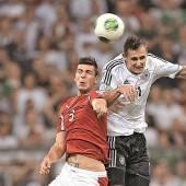 Kein Wunder von München: Deutschland besiegt Österreich 3:0