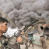 Konflikt auf Philippinen
