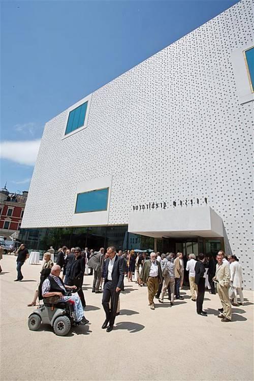 eröffnung vorarlberg museum