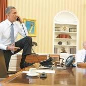 Wie Obama überraschte