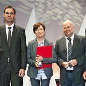 Dr.-Toni-Russ-Preis für Verdienste um Integration vergeben