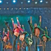 Tanzsensation Ballett Revolución