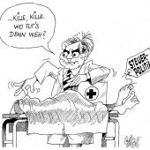 Der Notarzt!
