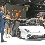 Weltgrößte Automesse
