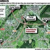 Kein Killerargument gegen Tunnel