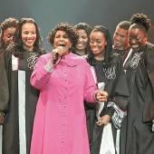 The Harlem Gospel Singers in Bregenz