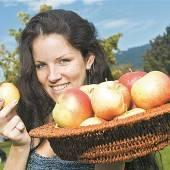 Startschuss für den Ländle Apfel