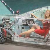 Einblicke in die Welt der Automobile Großes Extra zur IAA in Frankfurt /F1–10