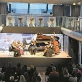 Kammermusik mit Seeblick