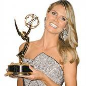 Emmy für Show von Heidi Klum