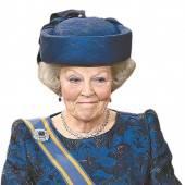 Beatrix nach Sturz im Spital