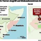 Racheakt der Islamisten an Kenia