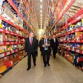 Gebrüder Weiss: Neues Logistikzentrum