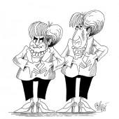 Austro-Merkel vor der Wahl!