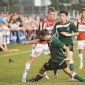Cup-Aus für Dornbirner SV