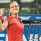 Kvitova schaffte es ins Tokio-Finale