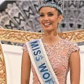 Miss World kommt von den Philippinen