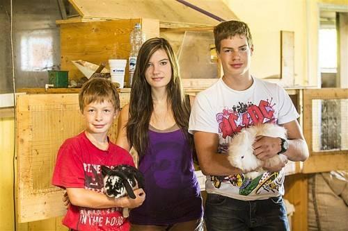 Ökoland - Tag der offenen Tür - Familie Sabine und Peter Ilg