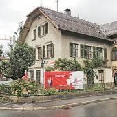Kulturerbe Diskussion um Kalb-Haus /D6
