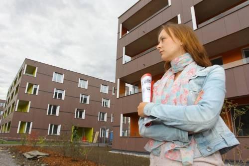 Wohnen ist für viele Menschen zu einem kostspieligen Vergnügen geworden.  Symbolfoto: VN/Hofmeister