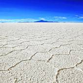 Versalzen: Salar de Uyuni