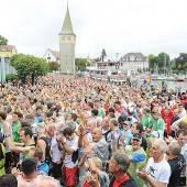Kenianische Triumphe in Bregenz