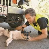 Unermüdlich im Tierretter-Einsatz