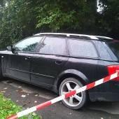 Polizei legt sich auf die Lauer und schnappt junge Autodiebe
