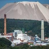 Kali-Bergwerk nach tödlichem Unfall gesperrt