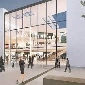 Bregenz erhält neuen Stadtteil Großes Interesse an Präsentation /D1