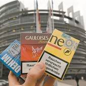 Schärfere Auflagen für Tabakindustrie