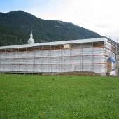 Zentrum für Sicherheit in Bezau steht