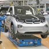 Ein Auto als Textilprodukt