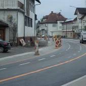 Straßenarbeiten nutzen, um Sicherheit zu erhöhen
