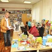 Fußach saniert 2014 die Gemeinde-Bücherei
