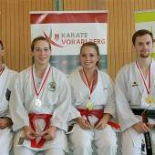 Drei neue Meister im Open